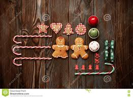 christmas homemade decoration flat lay stock photo image 77175678