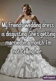 disgusting wedding dresses disgusting wedding dresses xeniapolska