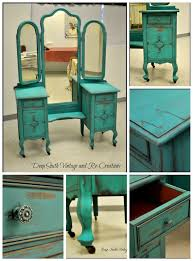 Pinterest Shabby Chic Furniture by Best 25 Distressed Turquoise Furniture Ideas On Pinterest