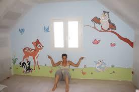 fresque murale chambre bébé dessin mur chambre enfant avec fresque murale chambre fille cheap