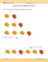 pattern worksheets repeating pattern worksheets 4th grade