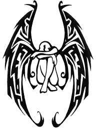 angel tattoos and designs page 47 clip art library