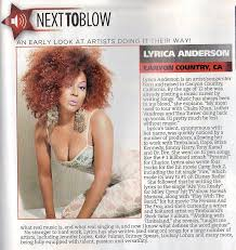 lyrica singer lyrica anderson news u0026 info the official lyrica anderson fan site