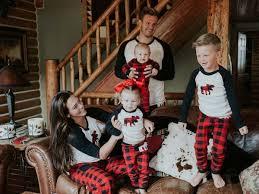 best 25 matching family christmas pajamas ideas on pinterest