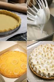 clea cuisine tarte citron variations gourmandes tarte au citron meringuée ou pas