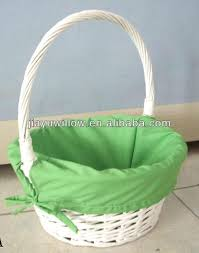 empty gift baskets 4pcs empty wicker gift basket with handle shop gift