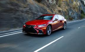 lexus of las vegas service department comments on 2018 lexus ls car and driver backfires