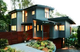 modern color of the house latest trend mid century modern house colors modern house plan