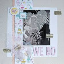wedding scrapbooks 258 best wedding scrapbooking layouts images on