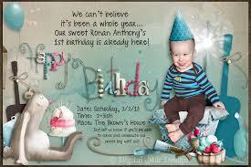digital star design birthday invitations holly anissa