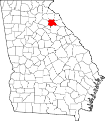 Madison Map File Map Of Georgia Highlighting Madison County Svg Wikimedia