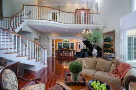 three story homes staircases are big deal in atlanta homes gold lens media
