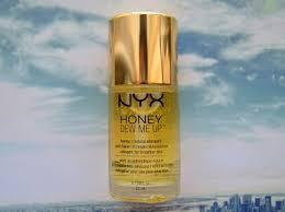 Serum Nyx review serum primer honey dew me up de nyx