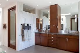 backlit bathroom mirror bathroom modern with back lit mirror