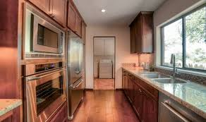making the most of a galley kitchen kitchen design