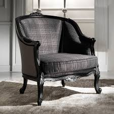 classic armchair high end designer classic houndstooth louis armchair juliettes