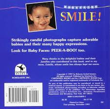smile baby faces board book 2 roberta grobel intrater