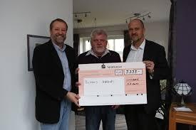 Sparkasse Salzgitter Bad Hallo Peine Adventskalender Richard Ahrens Gewinnt 3333 Euro