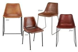 Leather Dining Chair So You Need A Leather Dining Chair It Lovely
