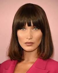 hairstyles with fringe bangs best fringe hairstyles for 2018 how to pull off a fringe haircut