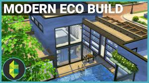 Home Designs Sims 4 Eco Home Design Home Design Plan
