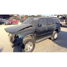 97 toyota 4runner parts used 1997 toyota 4runner parts car green with interior 6