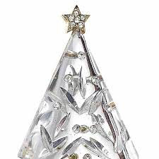 Blair Delmonico Crystal Beaded Chandelier O Christmas Tree Pin Traditional Home