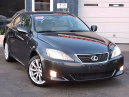 lexus is250 warning light vsc used 2007 lexus is 250 s grand touring at auto house usa saugus