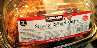 is costco chicken healthy the rotisserie chicken