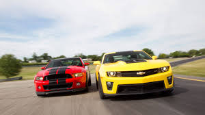 2012 Mustang Shelby 2013 Ford Mustang Shelby Gt500 Vs 2012 Chevrolet Camaro Zl1
