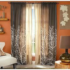 Window Treatment Ideas For Patio Doors Patio Door Curtain Ideas Image Of Modern Patio Door Curtain