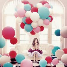 large balloons 36inch big caramnola balloon for wedding