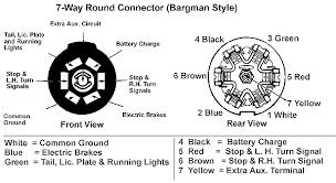 wiring wiring diagram of trailer wiring diagram electric brakes