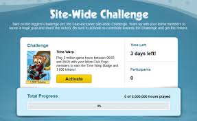 Challenge Site Site Wide Challenges How To Join The