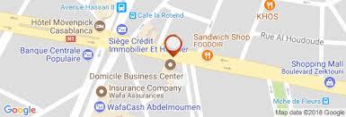 siege banque populaire casablanca adresse horaires banque crédit agricole du maroc ag casa zerktouni