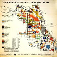 Chicago Map Neighborhoods by Map Of Chicago Neighborhoods