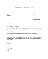 sample employment termination letter 7 documents in pdf word