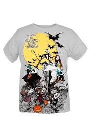 the nightmare before parade t shirt 2xl