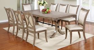 one allium way 9 piece dining set u0026 reviews wayfair
