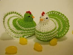 Musterk Hen Hen Egg Cozy Crochet Pattern