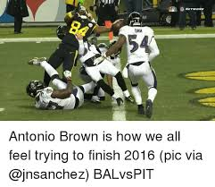 Drr Drr Drr Meme - ive two rik drr antonio brown is how we all feel trying to finish