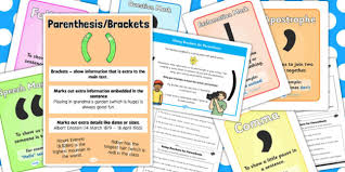 resource pack brackets resources punctuation pack