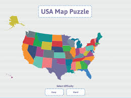usa map puzzle abcya exploring the us