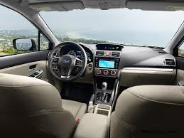 subaru hybrid interior 2015 subaru impreza brings fresh nose design new lighting and