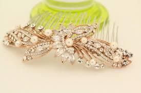 decorative hair combs bridal hair comb gold wedding hair comb wedding hair