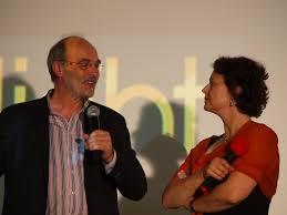 Dr. Gerhard Lampe und Uta Kolano - P6280876