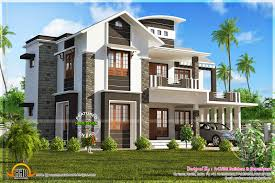2601 square feet modern mix house kerala home design and floor plans