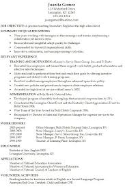 Examples Of Resumes For First Job by Sample Resume For Teenagers First Job Jennywashere Com