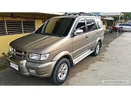 for sale isuzu crosswind xuvi manual diesel 2004 model php