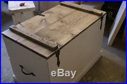 Trunk Ottoman Bedding Blanket Box Trunk Ottoman Storage Chest Shabby Chic